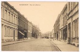 MOUSCRON - Rue De La Station - Mouscron - Moeskroen