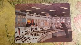 Asia, Mongolia  . Electro Station Panel - Mongolia