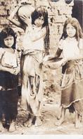 CPA-PHOTO MEXIQUE MEXICO Enfants Fillettes Children Carte-Photo - Mexique