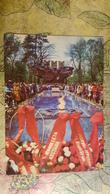 KAZAKHSTAN. ALMATY Capital. Glory Monument. 1980s Rare Postcard - Kazakhstan
