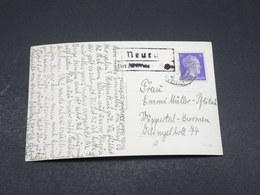 ALLEMAGNE - Affranchissement De 1942 Sur Carte Postale De St Leonhard - L 17348 - Allemagne
