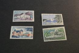 FR32-stamps MNHFrance 1961 - - Serie Touristique - Tourism - France