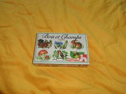 JEUX DE SOCIETE ANCIEN. / LOTO BOIS ET CHAMPS DECOUVERTE NATHAN. / ANNEE 1979. / COMPLET. - Group Games, Parlour Games