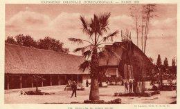 PARIS Exposition Coloniale Internationale 1931 - Pavilion Du Congo Belge - Exposiciones