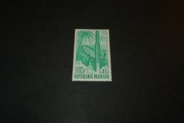 FR212 -stamp MNH  France -  1970 - SC.  1270 - Guyana  - Terre De L'espace - Space