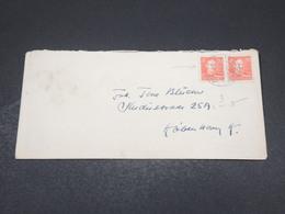DANEMARK - Oblitération Militaire Sur Enveloppe De Tyskland - L 17354 - 1913-47 (Christian X)