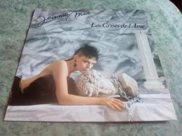 """JEANNE MAS """"Les Crises De L'ame"""" - Vinyles"""