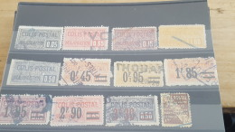 LOT 399206 TIMBRE DE FRANCE OBLITERE - Paketmarken