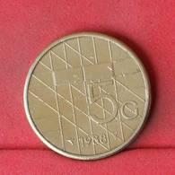 NETHERLANDS 5 GULDEN 1988 -    KM# 210 - (Nº22987) - [ 3] 1815-… : Kingdom Of The Netherlands