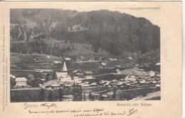SAANEN  Ansicht  Von Sûden - BE Berne