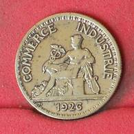 FRANCE 50 CENTIMES 1926 -    KM# 884 - (Nº23007) - France