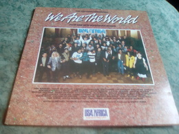 """USA FOR AFRICA """"We Are The World"""" - Disco & Pop"""
