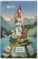 Helvetia - Vive La Suisse - Heimat