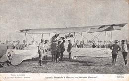 Aviatik Descendu à Hangest En Santerre (80) - Aviation - Autres Communes
