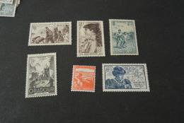 FR841 Lot Stamps MNH  France  1945 - - Frankreich