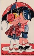 BERNET / DU SOLEIL AU COEUR / ENFANTS / PARAPLUIE - Otros Ilustradores