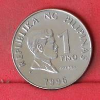 PHILIPPINES 1 PESO 1996 -    KM# 269 - (Nº23030) - Philippinen