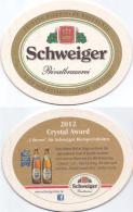 #D205-003 Viltje Schweiger Bräu - Sous-bocks