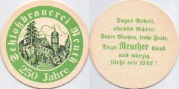 #D205-005 Viltje Schloßbrauerei Reuth - Sous-bocks