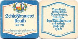 #D205-009 Viltje Schloßbrauerei Reuth - Sous-bocks