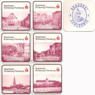 #D205-014 Reeks Viltjes Brauerei Schleswig - Sous-bocks