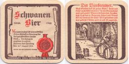 #D205-020 Viltje Schwanen Bräu Ebensfeld - Sous-bocks