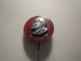 ESTONIA Under RUSSIA, 100 Years From Lenin Birth PIN BADGE - Pin's