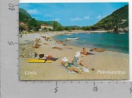 CARTOLINA NV GRECIA - CORFU - Paleokastritsa - 10 X 15 - Greece