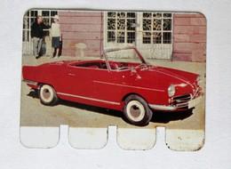 Plaque Métal Voiture NSU Prinz Prince 1964 L'auto à Travers Les âges COOP 1964 - Automotive