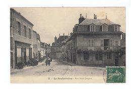 La Souterraine. Rue Saint Jacques. Commerces Dont Jandillard. (2889) - La Souterraine