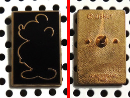 "1 Pin's Disney Mickey Profil à La "" Hitchcock "" Arthus Bertrand - Disney"
