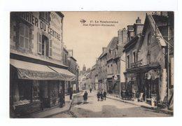 La Souterraine. Rue Hyacinthe Montaudon. Courrier Du Centre. Devanture Nouvelles Galeries. (2891) - La Souterraine
