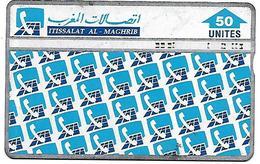 @+ Maroc - Telephones ONPT - 50U Sans ONPT Au Recto (001B). - Maroc