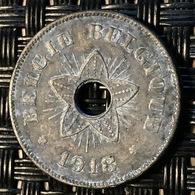 Belgium 50 Centimes 1918 - 1909-1934: Albert I
