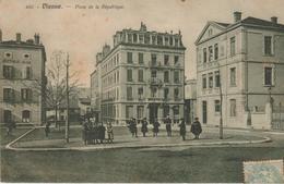 Vienne- Place De La République - Vienne