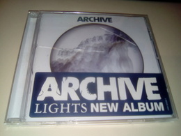 "ARCHIVE ""Lights"" - Rock"