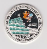 Cuba 10 Pesos 1998 Expo 2000 - Cuba