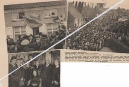 MARIEKERKE - AAN - DE - SCHELDE.. 1938.. PRIESTER DICHTER JAN HAMMENECKER - Vecchi Documenti