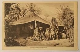 LIBIA - UNA TENDA BEDUINA NV FP - Libia