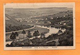 Grevenmacher 1916 Postcard - Autres