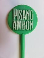 025 - Touilleur - Agitateur - Mélangeur à Boisson - Liqueur Pisang Ambon - Swizzle Sticks