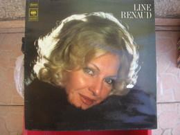 33T. LINE RENAUD.  Ou Est Le Marie ? - Hallelujah - Tous Les Soldats Du Monde - Bye Bye - Un Violon Chante - Merci Beauc - Vinyles
