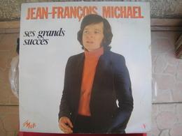 33T. Jean François MICHAEL. Ses Grands Succès. Adieu Jolie Candy - Si L'Amour Existe Encore - Adios Querida Luna - Ladyb - Vinyles