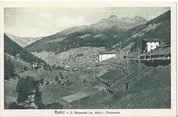 Rabbi - San Bernardo - Panorama - Trento - HP1345 - Trento