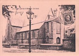 Sint-Job-in't-Goor Lidkaart 1986 Sint-Jobse-ruil-en-verzamelkring (reproductie Van Postkaart) - Brecht