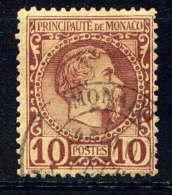 MONACO - 4° -  S.A.S. LE PRINCE CHARLES III - Gebraucht