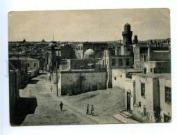 171383 Azerbaijan BAKU Bakou View From Fortress Vintage PC - Azerbaïjan