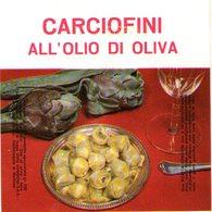 B 1841 - Etichetta, Longoni, Molteno, Como - Frutta E Verdura