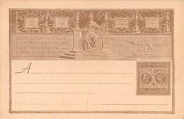 """805 """" CARTOLINA POSTALE COMMEMORATIVA DEL XXV° ANNIVERSARIO DELLA LIBERAZIONE DI ROMA"""" CART. ORIG.  NON SPEDITA - Cartoline"""