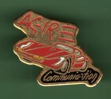 AUTOMOBILE *** A.G.I.R.E COMMUNICATION *** 0017 - Badges